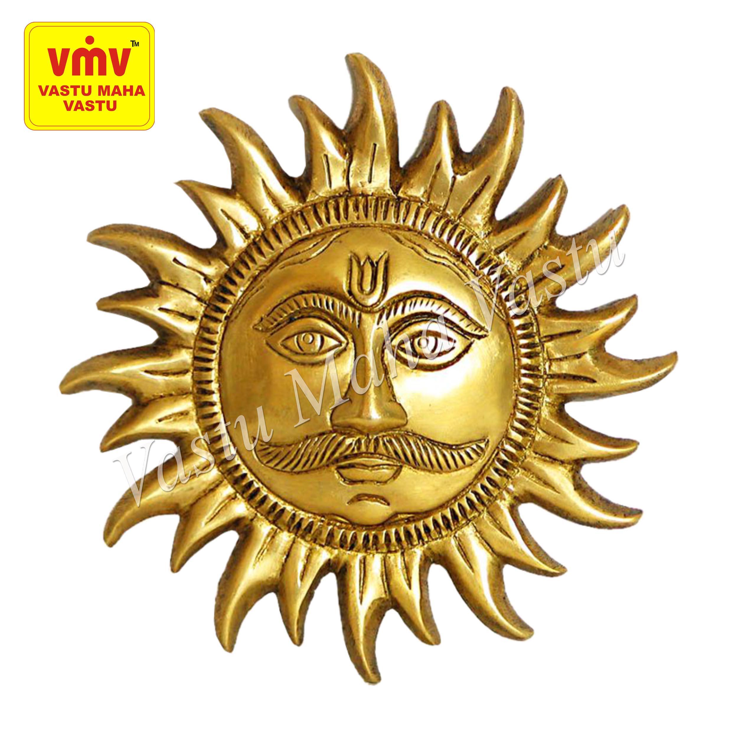 Surya Dev (Brass)